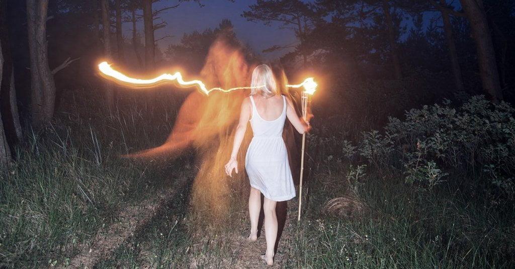 unexplainable psychic experiences
