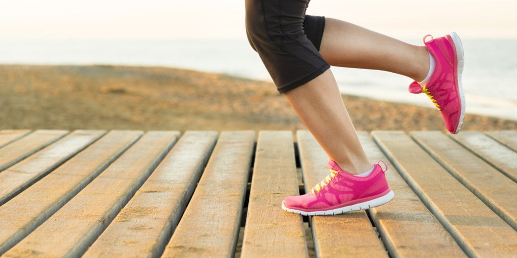 exercise and stay healthy