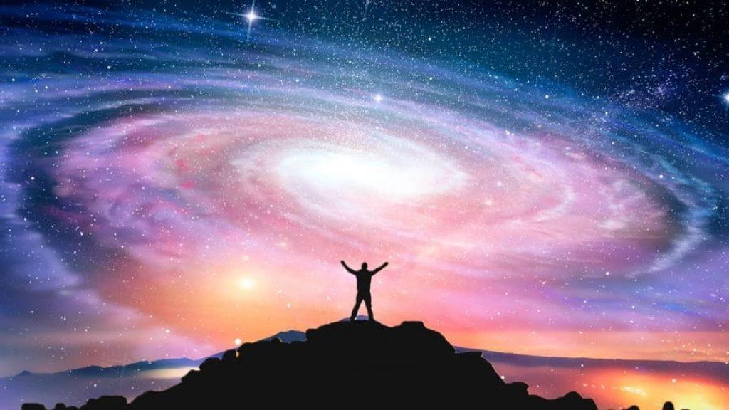 universe talking to us