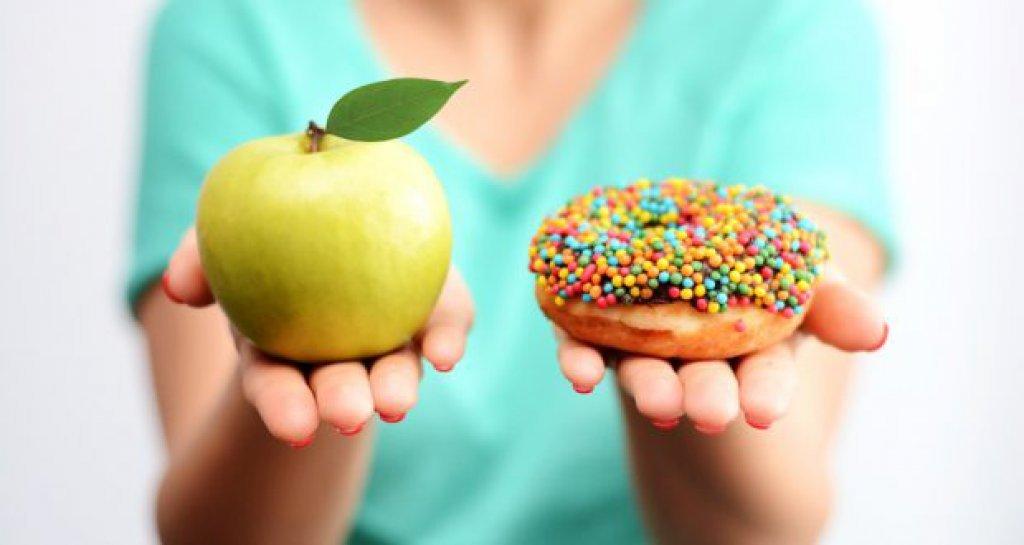 you make healthier choices