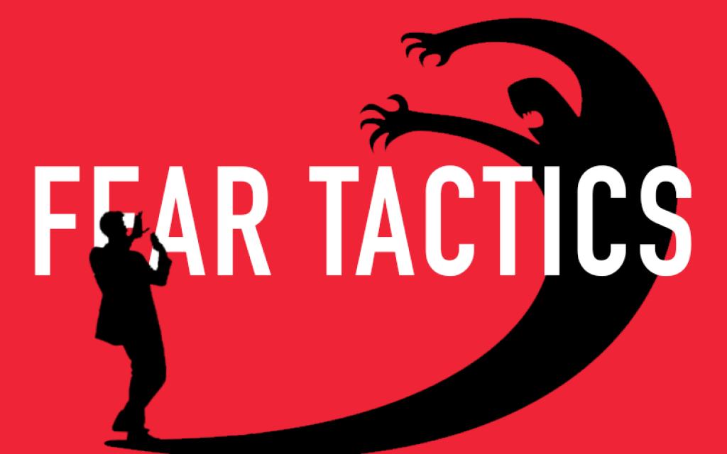 fake psychic fear tactics