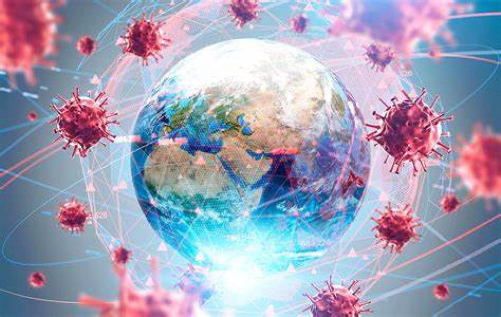 covid 19 global pandemic psychic