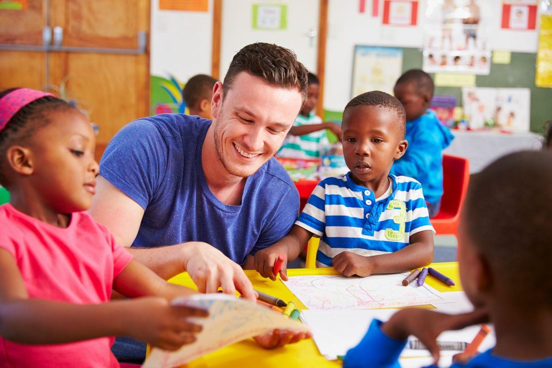 Teachers aid