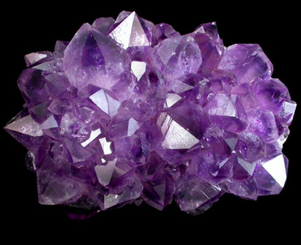 amethyst crystal healing