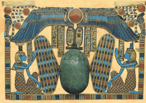 Healing crystals ancient times