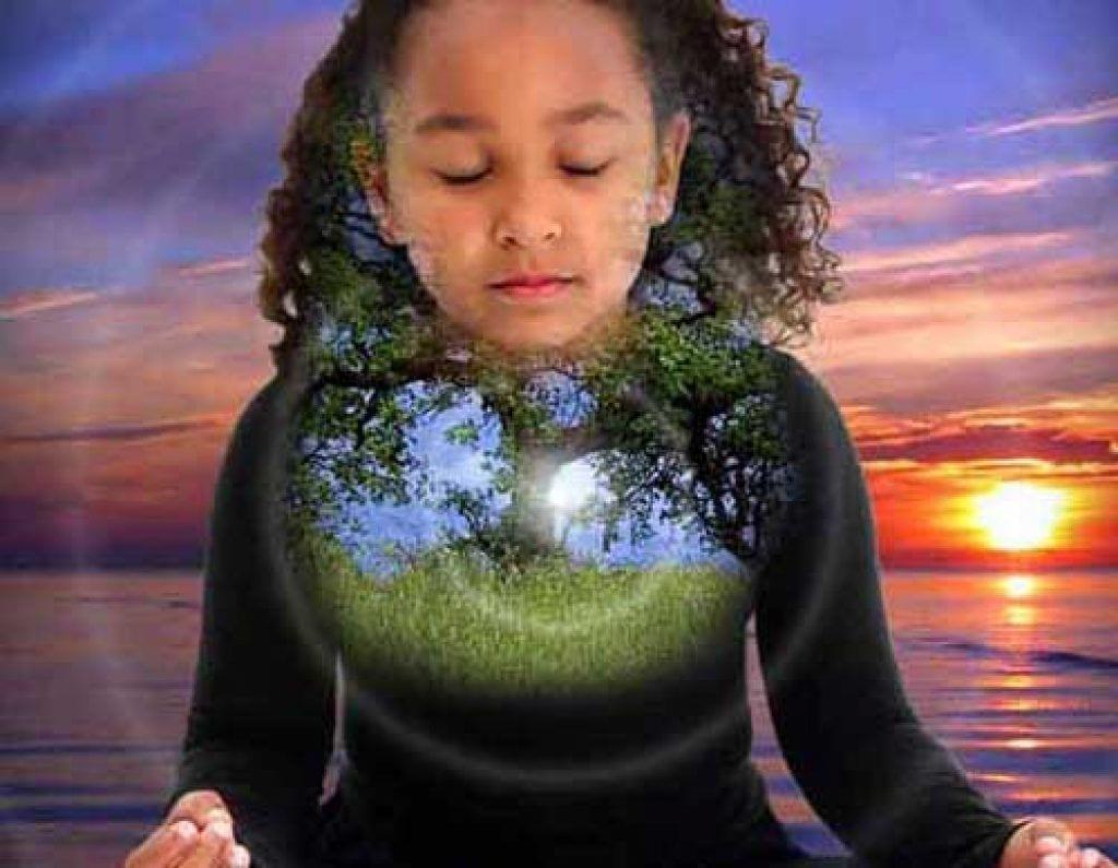 child psychic