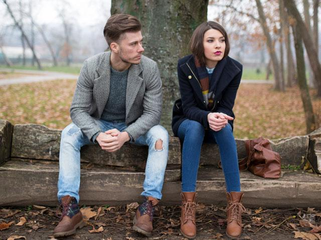 Conflict rules for relationships