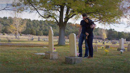 Grieving death of partner