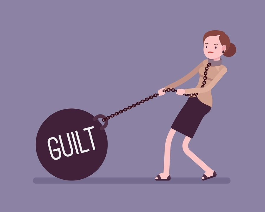 Working past guilt