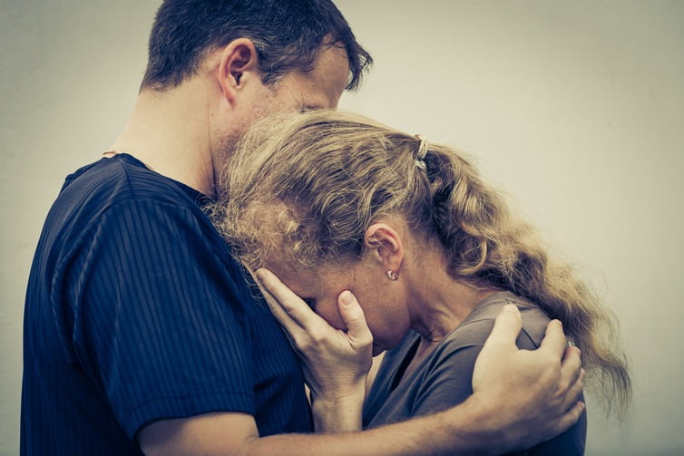 Comforting hugs