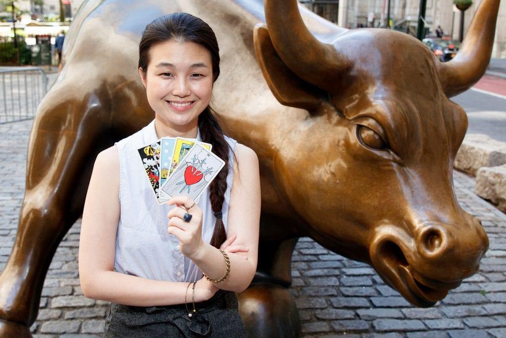 Wall Street Psychic Hae Jun Jeon
