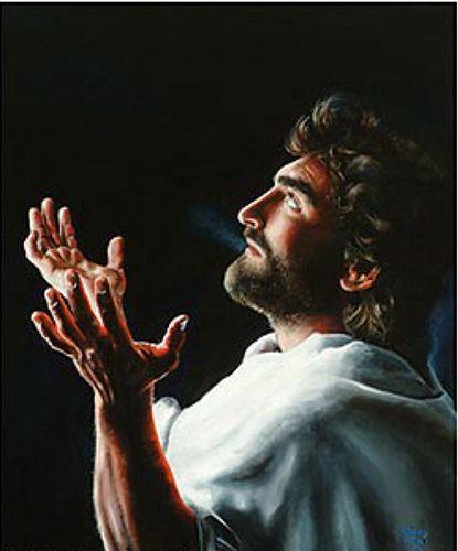 Jesus psychic