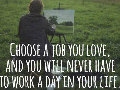Passion job