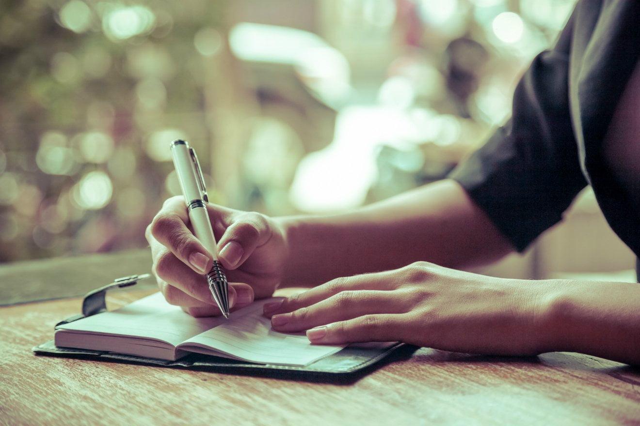 Journaling my best qualities
