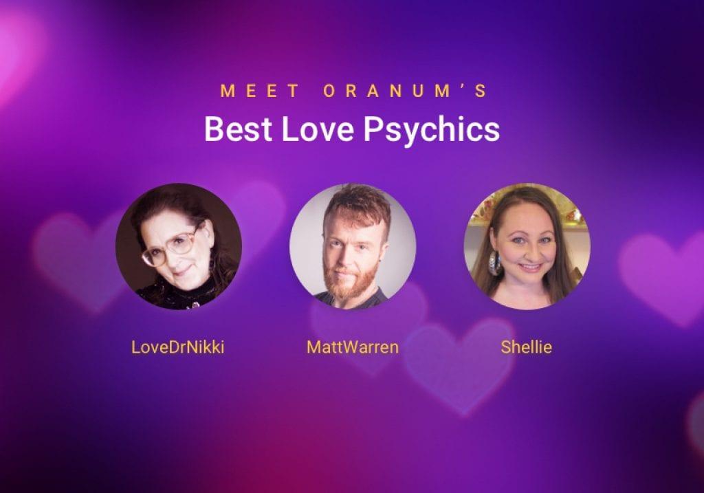 oranum love psychics