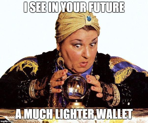 Magellan psychic scam