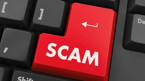 Psychic scam