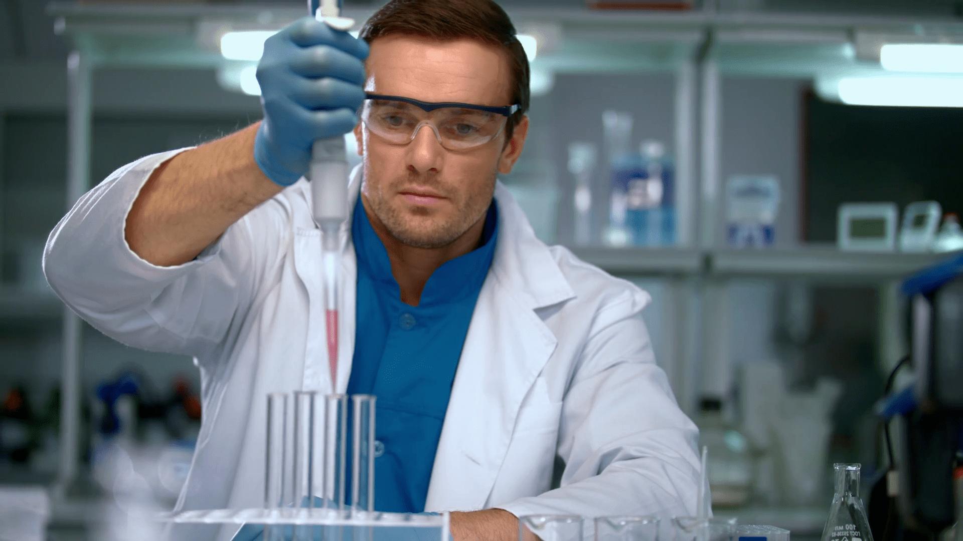 Aquarius scientist