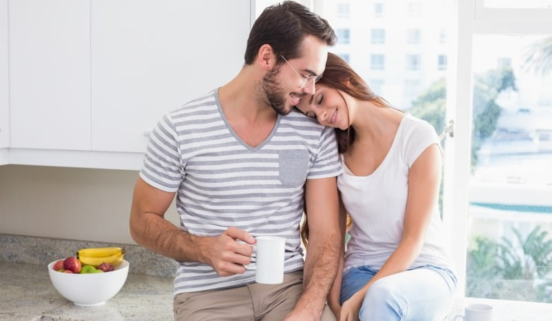 Spending time together in relationship
