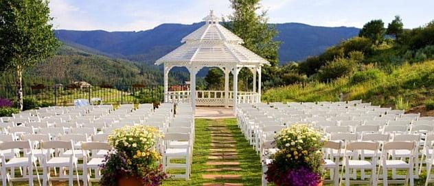 Psychic help perfect wedding venue
