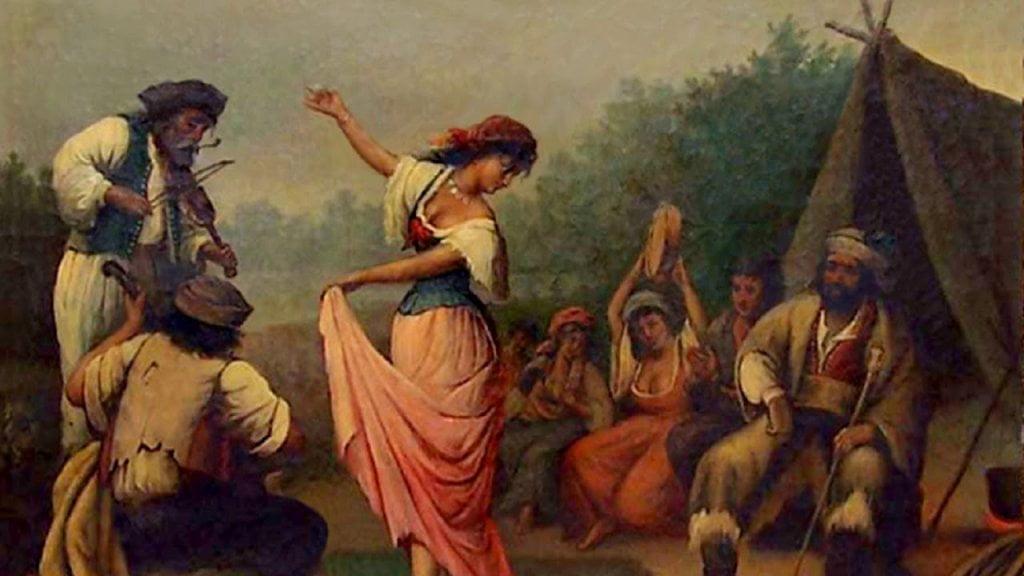 ancient gypsies