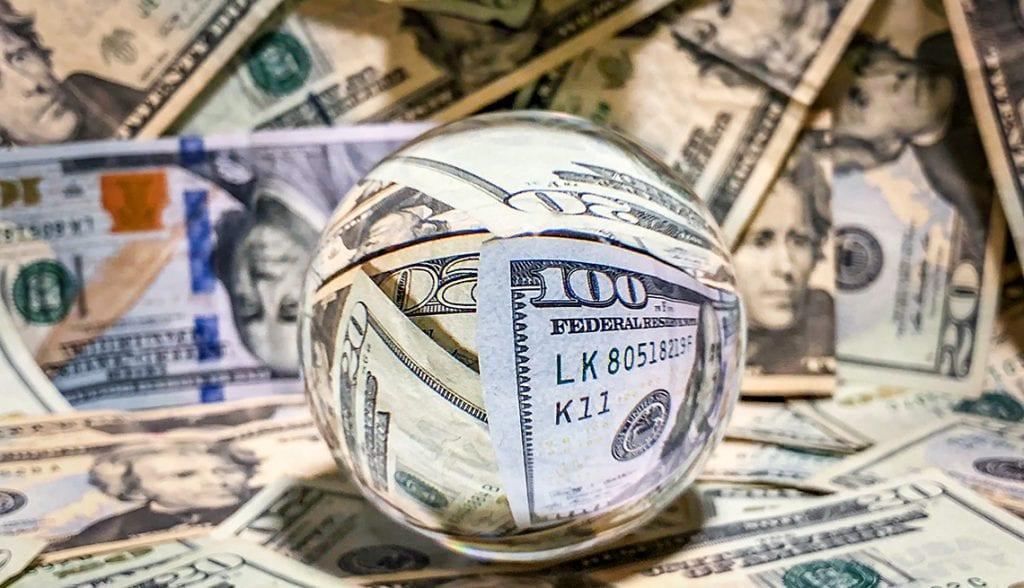 crystal ball money