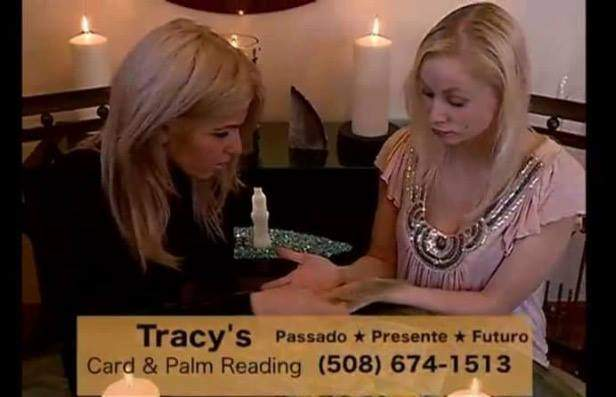 Tracy's Palm Reading
